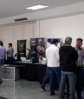 DroneShow Plus tem início em São Paulo com mostra e cursos