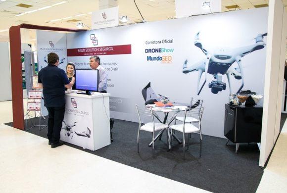 Multi Solution Seguros confirmada na mostra DroneShow PLUS