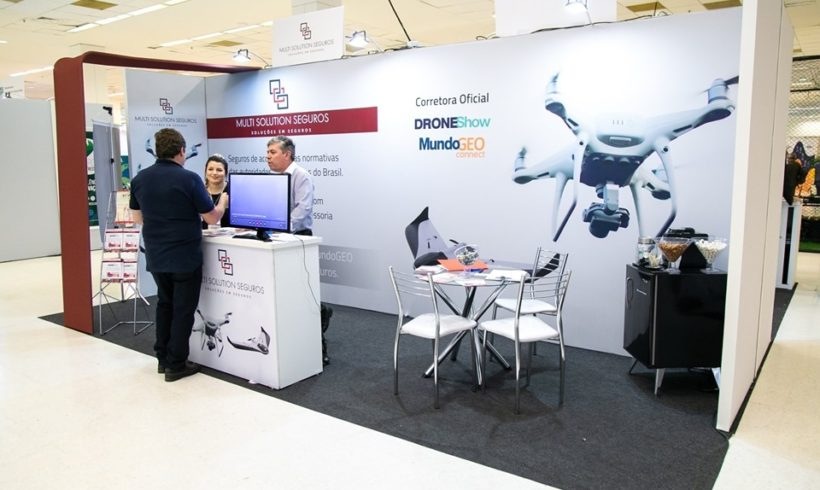 Multi Solution Seguros confirmada na mostra DroneShow PLUS