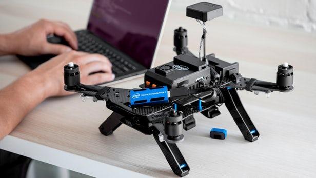 Intel lança Neural Compute Stick para aplicações de inteligência artificial