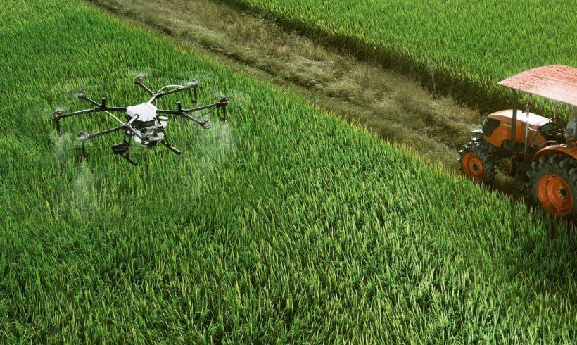 Ministério da Agricultura disciplina uso de drones na pulverização