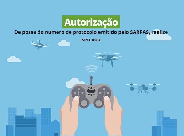 Tira-dúvidas: novidades do SARPAS e campanha #DroneConsciente. Participe!