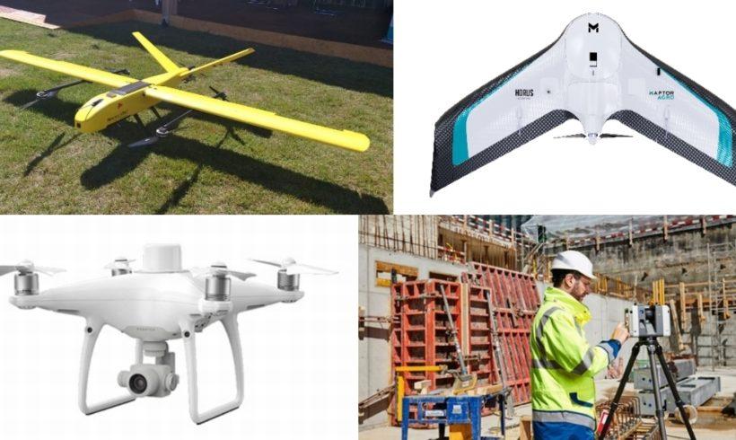 Confira as novidades que serão apresentadas no DroneShow e MundoGEO PLUS