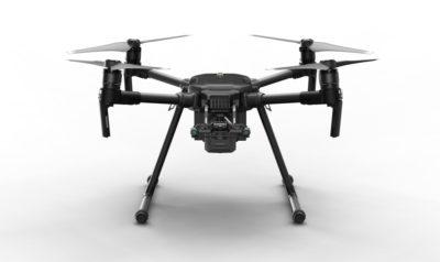 novo drone matrice m200 v2 da dji