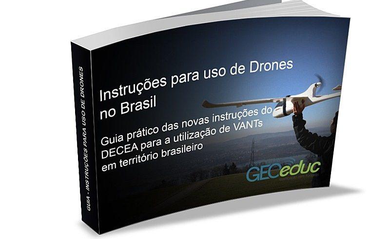 eBook Grátis: regras para voos com drones