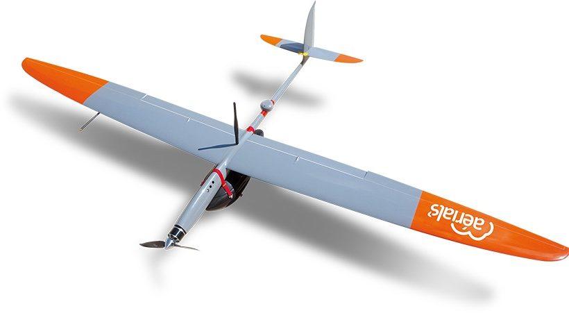 Aérials confirma participação no DroneShow 2018
