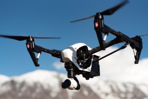 DJI apresenta a primeira câmera com zoom aéreo integrado