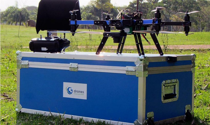 G Drones confirma presença no DroneShow 2016