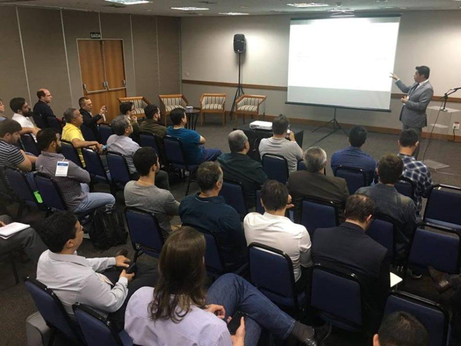 Palestra sobre Projetos de Lei que tramitam em Brasília Relacionados a Drones