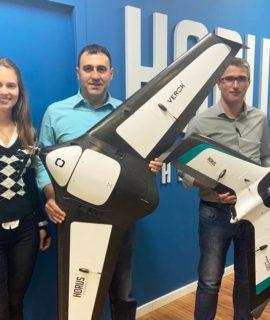 Horus Aeronaves e Embratop anunciam parceria comercial