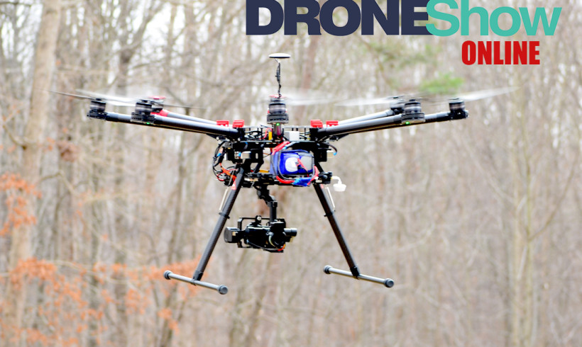 Aprenda como pilotar Drones  com o curso ONLINE dia 25 de novembro