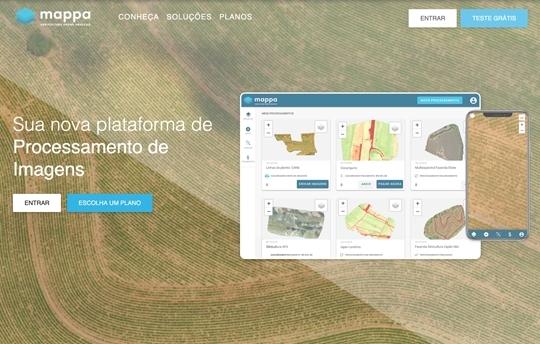 Replay disponível: Processamento de imagens online com a plataforma Mappa