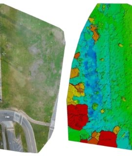 Nova solução: Georreferenciamento Direto usando Drone x RTK
