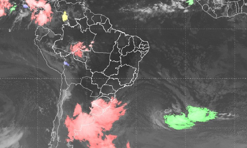 Dronegócios lança seção com previsão do tempo para todo o Brasil