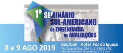 Foz do Iguaçu recebe Seminário Sulamericano de Engenharia de Avaliações