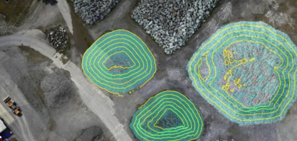 Processamento de imagens de drones com o Leica Infinity UAV