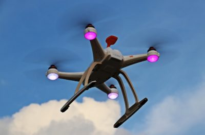 restricao de drones em brasilia
