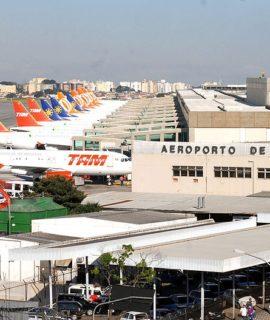 DECEA aumenta restrições para voos com drones próximos a Congonhas