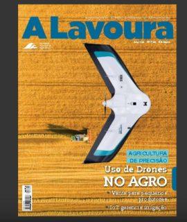 DroneShow 2018 e Revista A Lavoura anunciam parceria