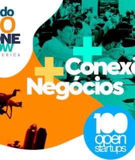 Rodadas de Negócios e Conexões acontecem no DroneShow e MundoGEO Connect 2020