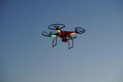 sancoes uso irregular de drones