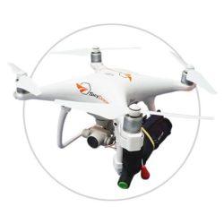 Skydrones demonstra tecnologia para a Guarda Costeira dos EUA