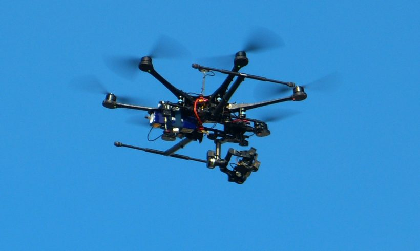 Mapfre anuncia novo seguro para drones de uso profissional