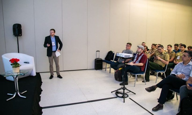 Programação completa: Seminário Geo & Drones na Agricultura
