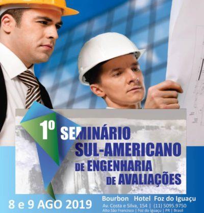 seminario sulamericano de engenharia de avaliacoes