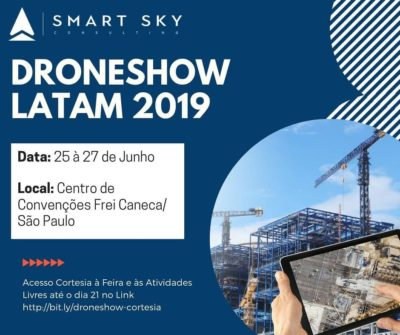 smart sky na droneshow 2019