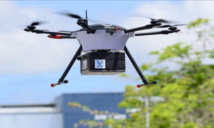 iFood, B2W e Flores online participam de painel sobre drones para delivery
