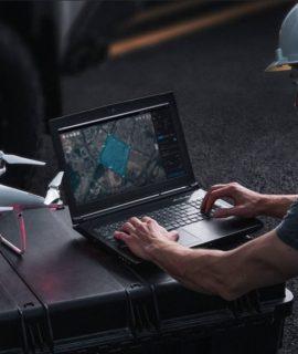 Novo software DJI Terra: capture, visualize e analise dados de drones