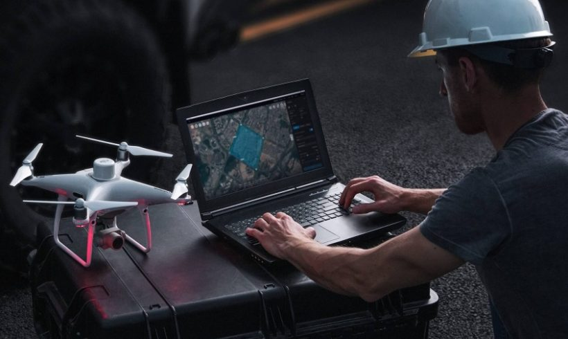 Novo software DJI Terra: capture, visualize e analise dados de drones