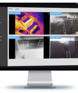 Novidades da Drone Visual apresentadas na DroneShow 2019
