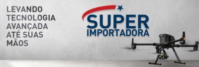 Super Importadora confirmada na feira DroneShow e MundoGEO Connect 2021