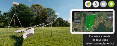 Confirmada na feira DroneShow e MundoGEO Connect 2021, TECNODRONE SPIRIT AIRCRAFT lança nova aeronave VTOL e Plataforma para Processamento de Imagens