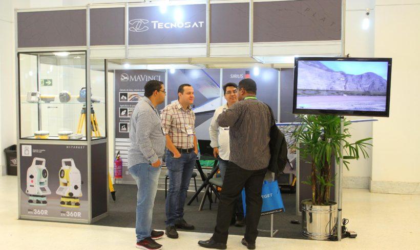 Tecnosat confirmada no DroneShow e MundoGEO Connect 2020