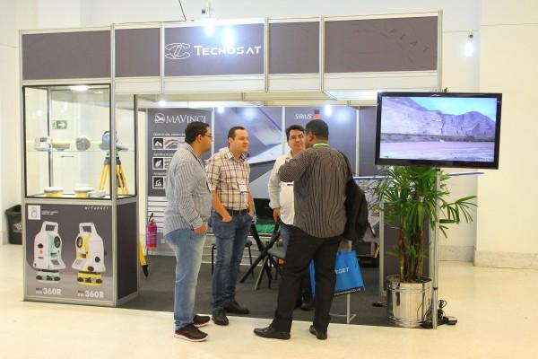 Tecnosat confirmada na feira DroneShow e MundoGEO Connect 2021