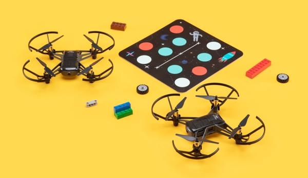 Lançamento: drone educacional Tello EDU com tecnologia DJI e Intel