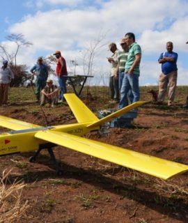 Ministério da Defesa autoriza Incra a usar Drones no Georreferenciamento