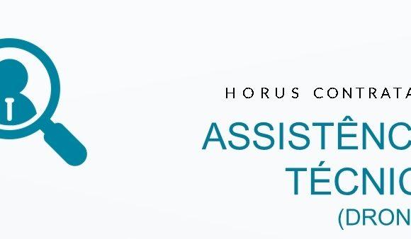 Horus Aeronaves busca profissional para área de Assistência Técnica