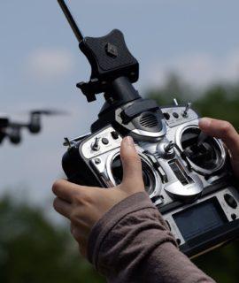 DronePower anuncia cinco vagas para operadores de drones