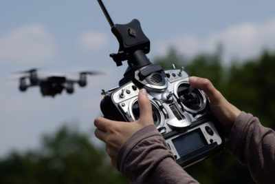 vaga para operador de drone