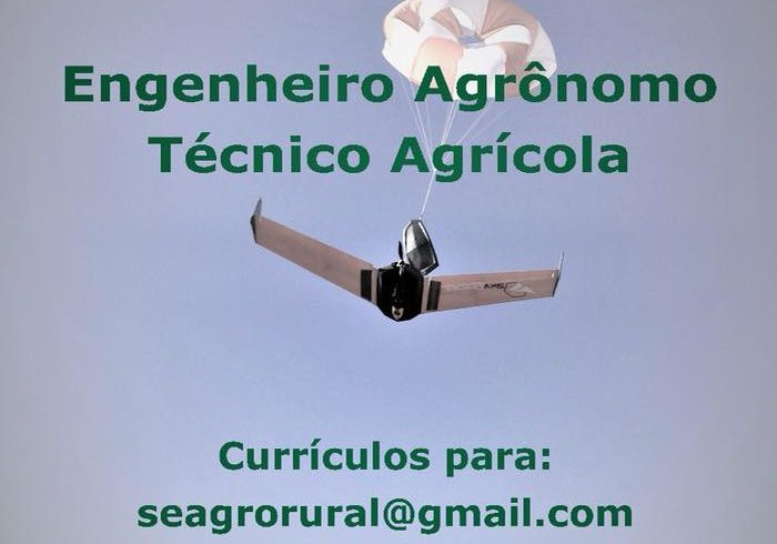 Seagro Soluções Rurais busca Engenheiro Agrônomo e Técnico Agrícola