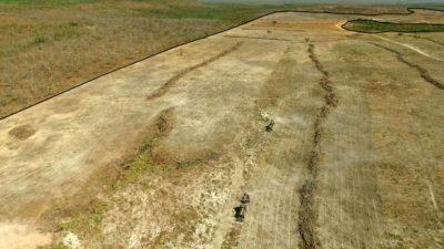 validacao de poligonos de desmatamento