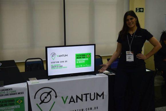 Vantum confirma participação na feira DroneShow 2019