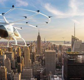 Nova solução permite o desenvolvimento de táxis aéreos autônomos