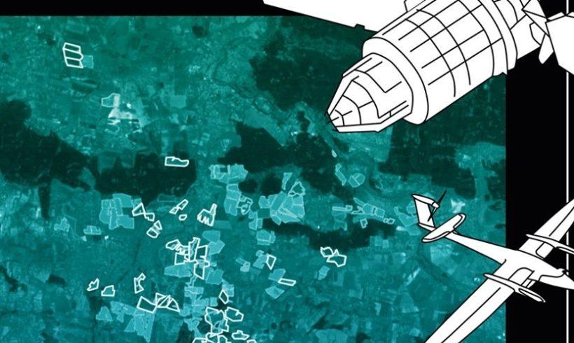 Replay disponível: webinar sobre Agricultura com Drones na Ucrânia