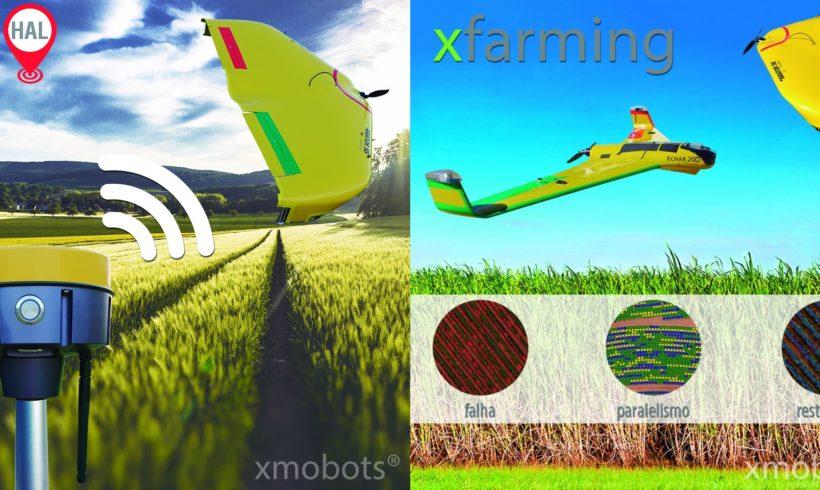Webinars com inscrição aberta: Tecnologia RTK e software de processamento da Xmobots