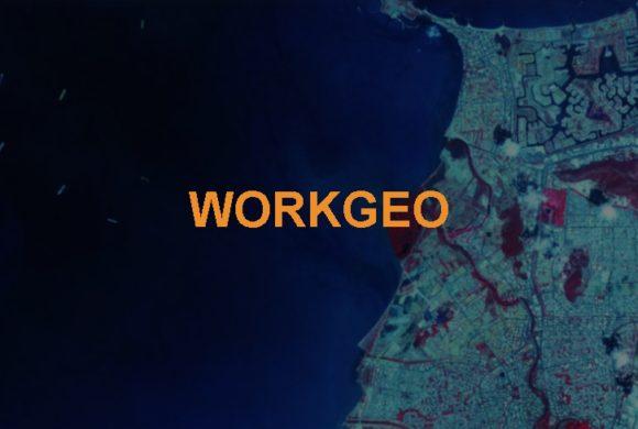 WorkGeo confirmada na feira DroneShow e MundoGEO Connect 2021
